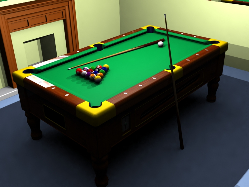 Photosled new pool table for Show parameter pool