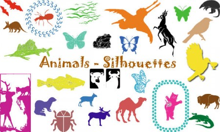 Animals_Silhouettes