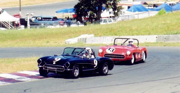 Sears2001TwoCorvettes