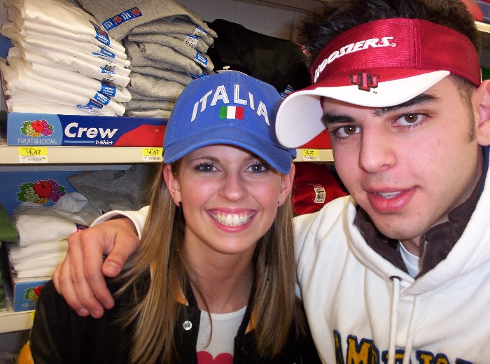 Krista_and_Sal-Hats
